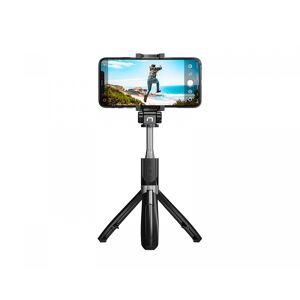 Extreme Media Langaton Selfiekeppi Tripod Alvito Bluetooth 4.0