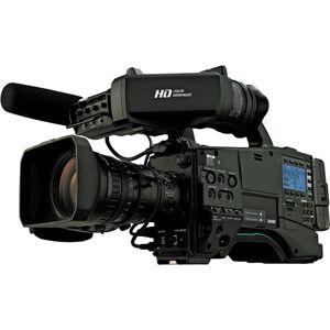"Panasonic 2/3"" 3Mos Avc-Ultra Shoulder Med Søker + Fujinon objektiv"