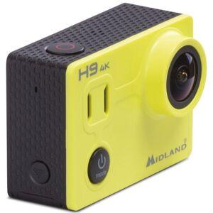 MIDLAND H9 4K Ultra HD Action kamera Gul en størrelse