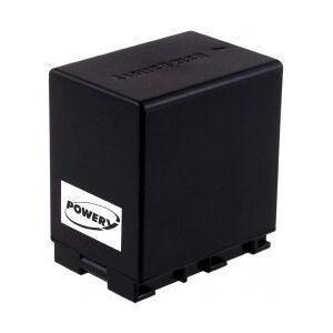JVC Batteri til Video JVC GZ-MG750BEU 4000mAh