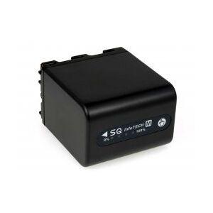 Sony Batteri til Sony Videokamera DCR-PC103E 4200mAh Anthrazit med LEDs
