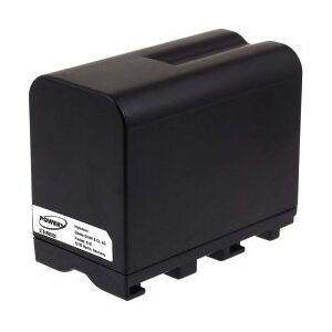 Sony Batteri til Video Sony CCD-TR950E 6600mAh Sort