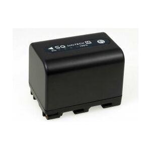 Sony Batteri til Sony Videokamera DCR-TRV18K 2800mAh Anthrazit
