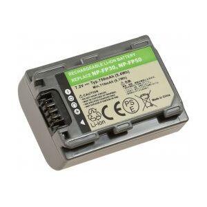 Sony Batteri til Sony DCR-SR100 750mAh