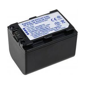 Sony Batteri til Video Sony DCR-SR60E 1500mAh