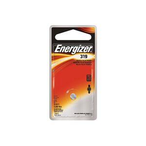 Energizer Sølvoxid 319 Batteri (1 Stk. Pakning)