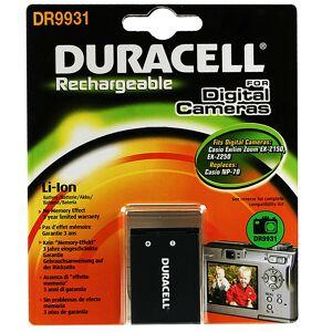 Duracell DR9931 kamerabatteri til Casio...