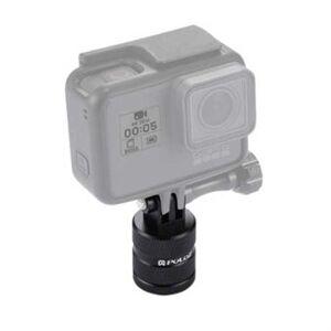"""Puluz® 360° Mount Adapter 1/4"""" til GoPro"""