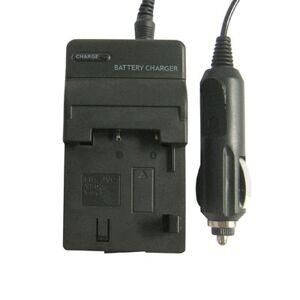 JVC Laturi ja autolaturi JVC V507/ V514 malleihiin