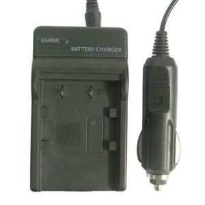 JVC Laturi ja autolaturi JVC V306/ V312 mallin