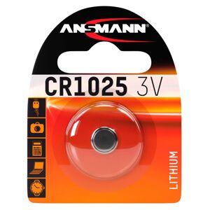 Ansmann litiumbatteri CR1025