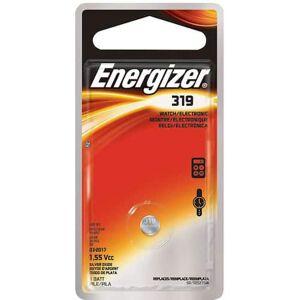 Energizer Batteri, 319, silveroxid, 1,55 V