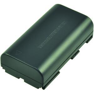 2-Power Videokamera Batteri Panasonic 7.2V 2600mAh (VW-VBD29)