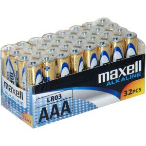 Maxell Batterier LR03/AAA 32-pack