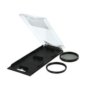 Camlink UV & Cir-Polarizing Filter Kit 52 mm, CL-52UV-CPL TILBUD polariserende