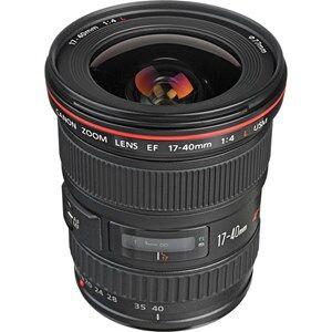 Canon 17-40mm F4L