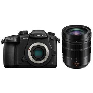 Panasonic Lumix DMC-GH5 12-60mm Vario F2.8-4 O.I.S.