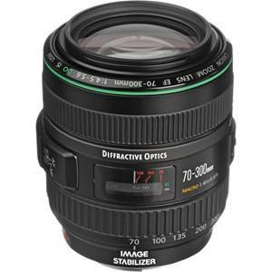 Canon 70-300mm DO IS
