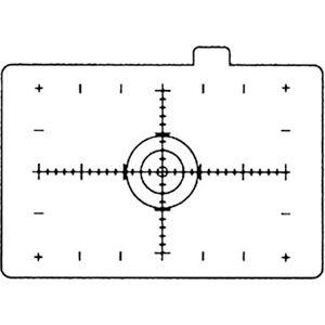 Canon Fokuseringsskiva EC-H mm.skalor