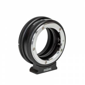 Metabones Adapter för att använda Nikon F-objektiv på L-fattning
