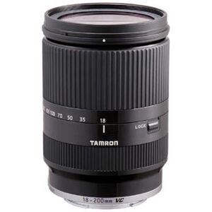 Tamron AF 18-200/3,5-6,3 XR Di III VC Svart till Canon EOS M