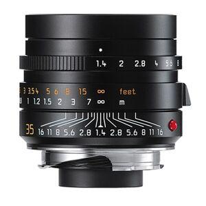 Leica M 35/1,4 Summilux ASPH. Svart (11663)