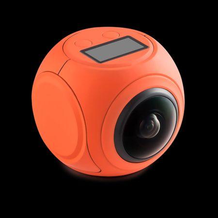 Atrio Esportes Câmera Panorâmica X-Pheral Wifi Com Óculos V.R Atrio - DC184 DC187
