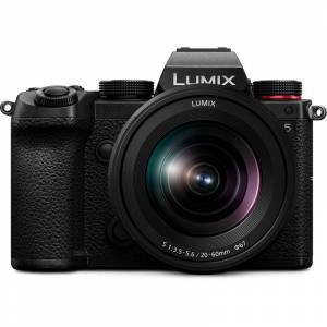 Panasonic Lumix S5 Kit Med 20-60mm F/3.5-5.6