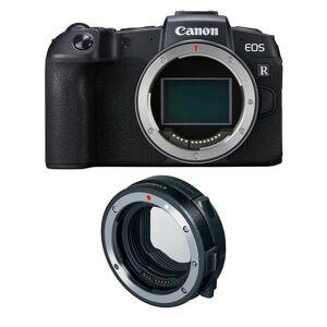 Canon Eos Rp Kamerahus + Adapter Ef-Rf + Canon Mount Adapter Ef-Eos Rf