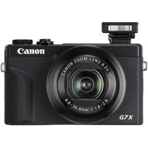 Canon Powershot G7 X Mark III Sort