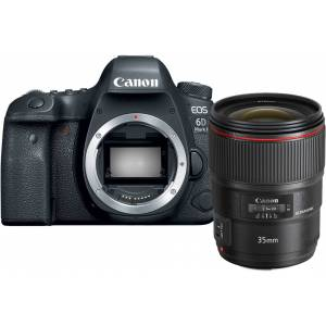 Canon EOS 6D Mark II 35mm f/1.4L II USM + Canon EF 35mm f/1.4L II USM