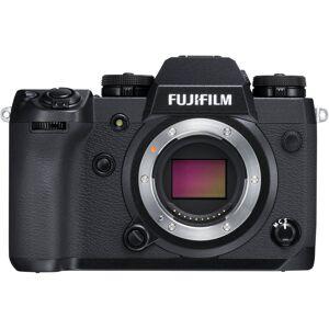 Fujifilm X-H1 Kit Med Batterigrep og 2x ekstra batterier