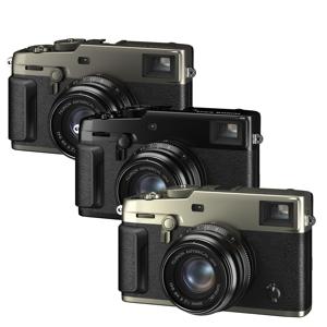 Fujifilm X-Pro3 Black, Dura Black og Dura Silver