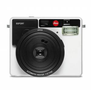 Leica Sofort hvit Instantkamera