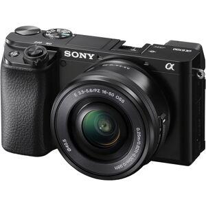 Sony A6100 + E 16-50mm f/3.5-5.6 PZ OSS