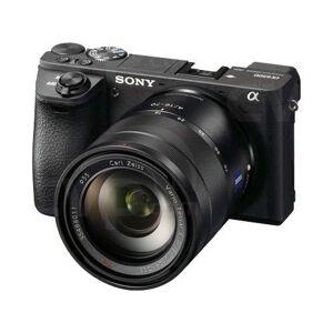 Sony A6500 Kit Sort + 16-70mm f/4 Zeiss