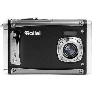 Rollei Sportsline 80 digital kamera 8 MP svart full HD video, støtsikker, undervannskamera, støvtett