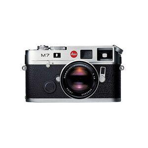 Leica M7 0.72 sølv