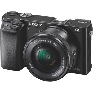 Sony ILCE6000LB for kun 288,- pr. mnd. ( ILCE6000LB )