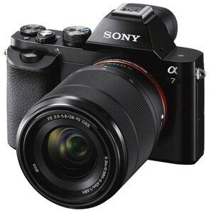 Sony ILCE7KB.CE for kun 399,- pr. mnd. ( ILCE7KB.CE )