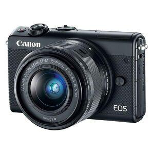 Canon EOS M100 kompaktkamera + 15-45 IS