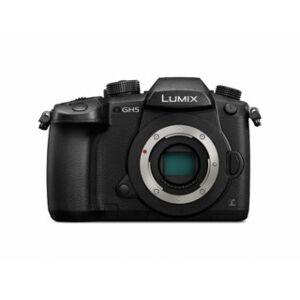 Panasonic Lumix DC-GH5 kamerahus