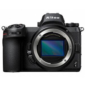 Nikon Z6 kamerahus + adapter FTZ för Nikon F-objektiv