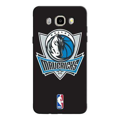 Capinha para Celular NBA - Samsung Galaxy J5 2016 - Dallas Mavericks - A07 - Unissex