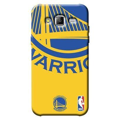 Capinha para Celular NBA - Samsung Galaxy J5 J500 - Golden State Warriors - D10 - Unissex