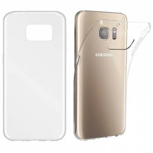 Samsung S7 Clear Ultra Thin & Soft Cover Samsung S7 Covers