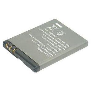 Batteribyen.dk Nokia 6111 / 7370 (BL-4B)...