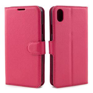 Mobiilitukku Apple iPhone XR Lompakko Suojakotelo, Pinkki