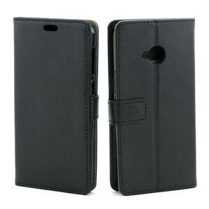 Mobiilitukku Asus ZenFone 4 Selfie Pro Lompakko Suojakotelo, Musta