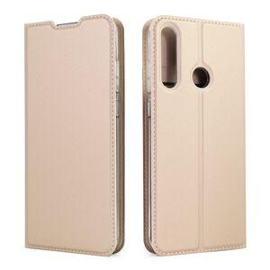 Mobiilitukku Huawei Y6p Dux Suojakotelo, Kulta